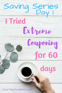 I Tried Extreme Couponing for 60 Days. A savings post for extreme couponing for beginners. Includes a free guide for extreme coupon organization and how to start extreme couponing. Learn how to save money through couponing. #savemoney #momlife #coupon